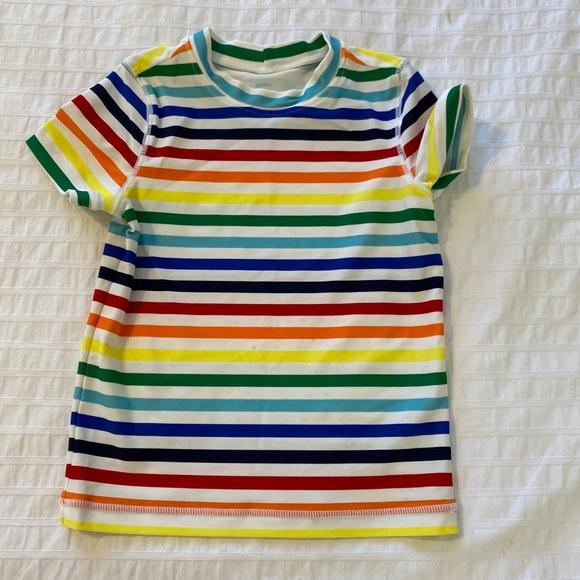 Primary Rainbow Rash Guard (2-3)